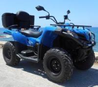 Quad 500cc